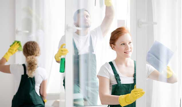 cleaning service sheffield