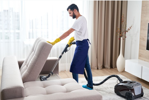 HOW TO DO HOME DEEP CLEANING BY YOURSELF?